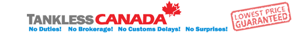 Tankless Water Heaters Canada Header