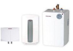 Stiebel Eltron Point-of-Use Tankless Water Heaters
